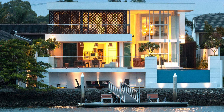 ΚΑΤΟΙΚΙΑ ΣΤΗΝ ΑΥΣΤΡΑΛΙΑ- Το σπίτι δίπλα στο ποτάµι