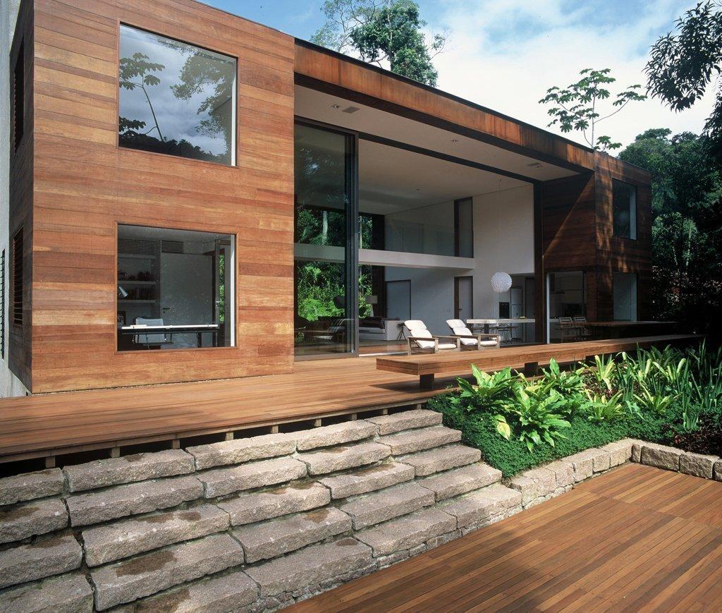 ΚΑΤΟΙΚΙΑ ΣΤΗ ΒΡΑΖΙΛΙΑ – Το σπίτι του δάσους